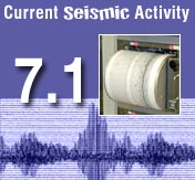 Current Seismic Activity